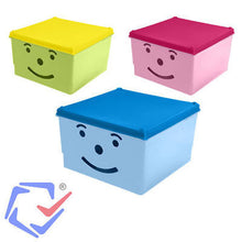 Stackable Toy Box Chest Storage Animal Themes Child Kids Boy Girl Child Room