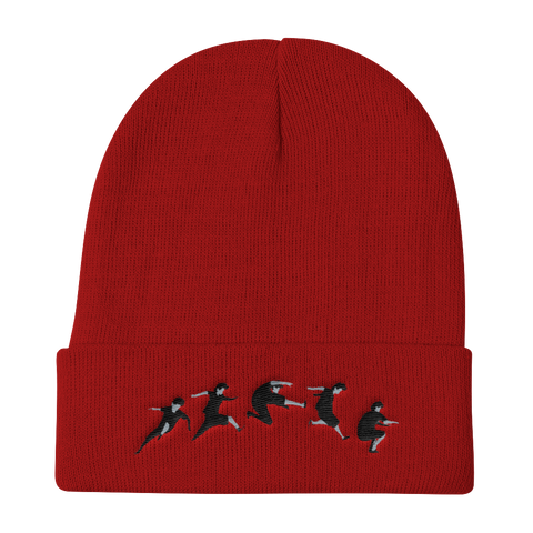 Parkour Precision Knit Winter Hat Beanie - Warrior Life, Ninja Warrior & Parkour Gear