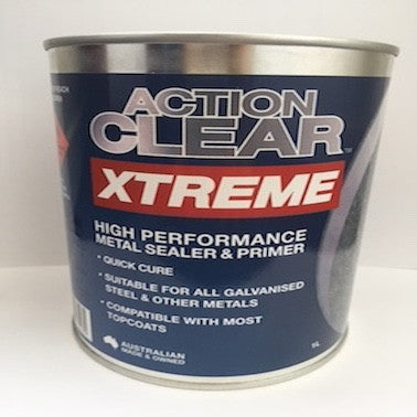 Action Clear Xtreme Corrosion Protection [product_vendor- Paint World Pty Ltd