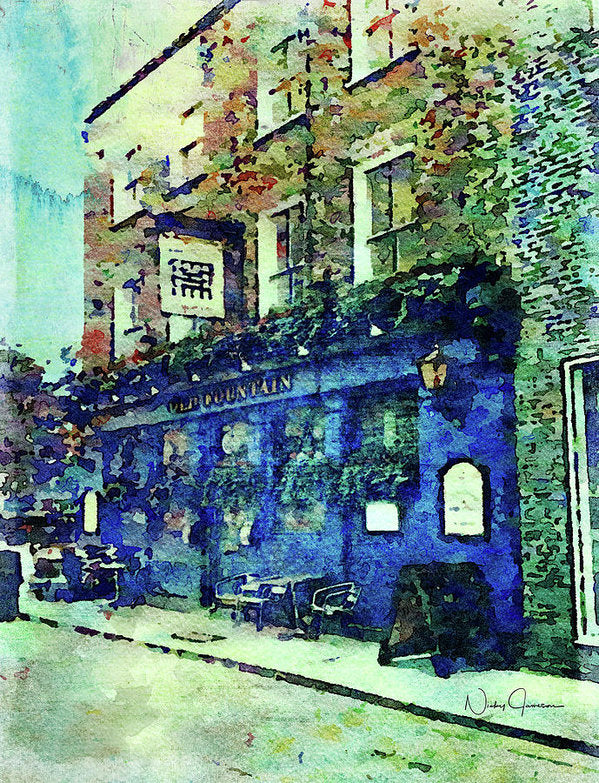 Old fountian pub, old street london