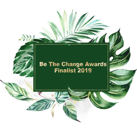 Be the change finalist