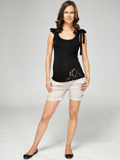 Maternity Clothes Breathable Soft Modal Tank