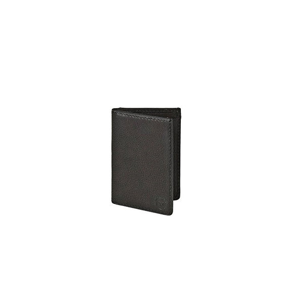 Andrew Marc Black Passcase Billfold Wallet