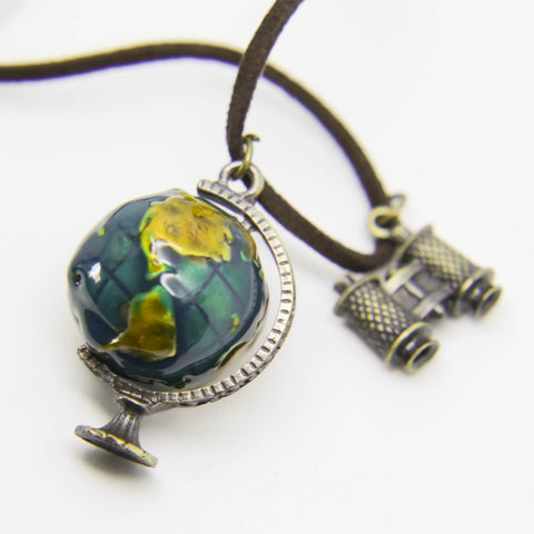 WANDERLUST & TRAVEL INSPIRED JEWELRY