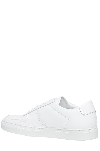 Common Projects, BBall Leather Sneakers