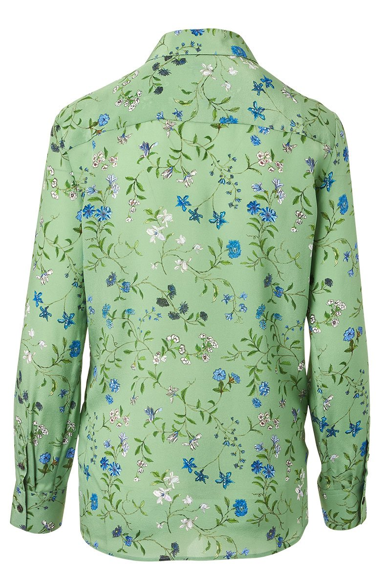 Chika Floral Blouse