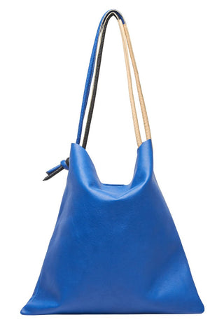 Arron, Square Leather Tote
