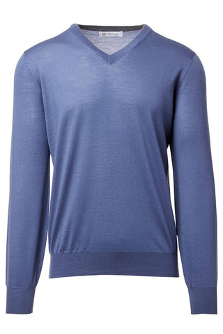 Brunello Cucinelli, V-Neck Sweater