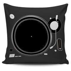 DJ TurnTable Pillow Covers