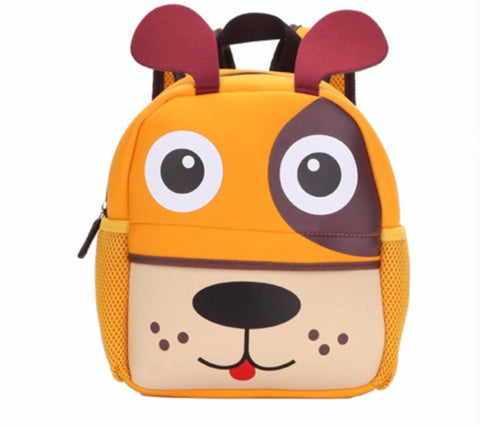 Kids 3D Cute Animal Design Backpack