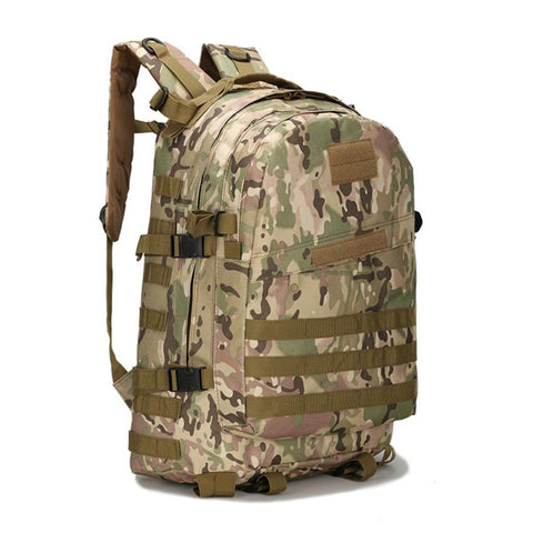 Camouflage Large Capacity Military Backpack