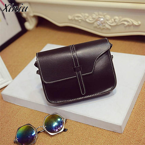 Free Women Multi Color Leather Shoulder Bag