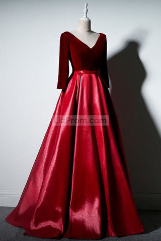 products/Elegant_Red_V-Neck_A-Line_Formal_Dress_Evening_Prom_Gown_0_251.jpg