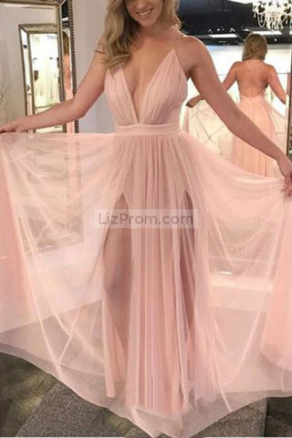 products/Pink_Low_V-neck_Tulle_A-line_Evening_Dress_With_Spaghetti_Straps2_755.jpg
