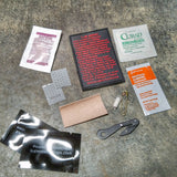 Rescue Patch Kit: emergency tools and last resort first-aid