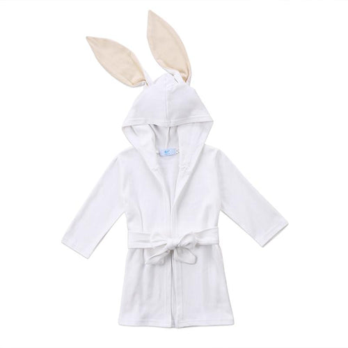 Casual Style | Cute Bunny Bathrobe