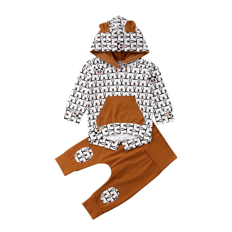 Fashion Teddy Bear Set
