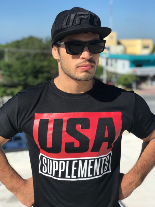 USA SUPPLEMENTS T-SHIRT FOR MEN, WOMEN & YOUTH - U.S.A. SUPPLEMENTS