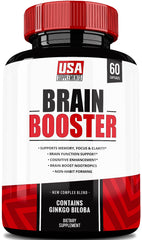 Best Brain Booster Supplements From USA Supplements