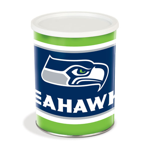Special Edition Seattle Seahawks Popcorn Tin - 1 Gallon