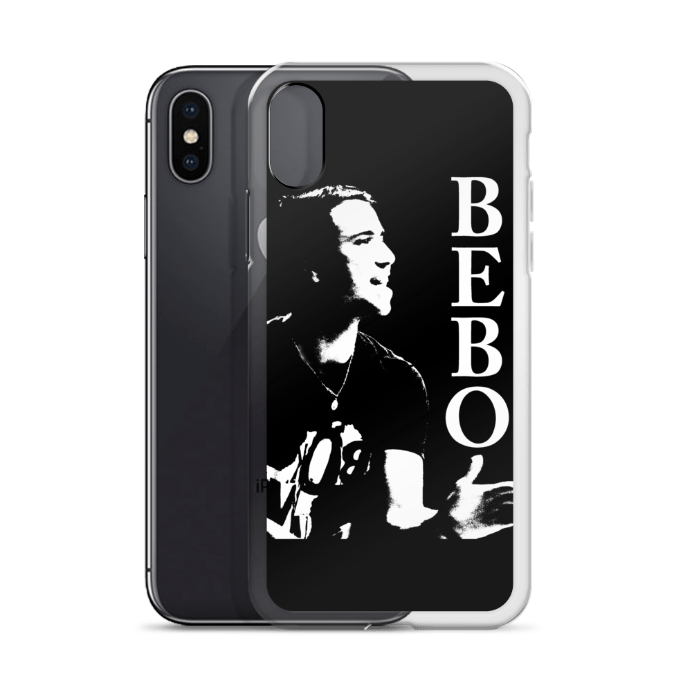 Bebo Fitness iPhone Case