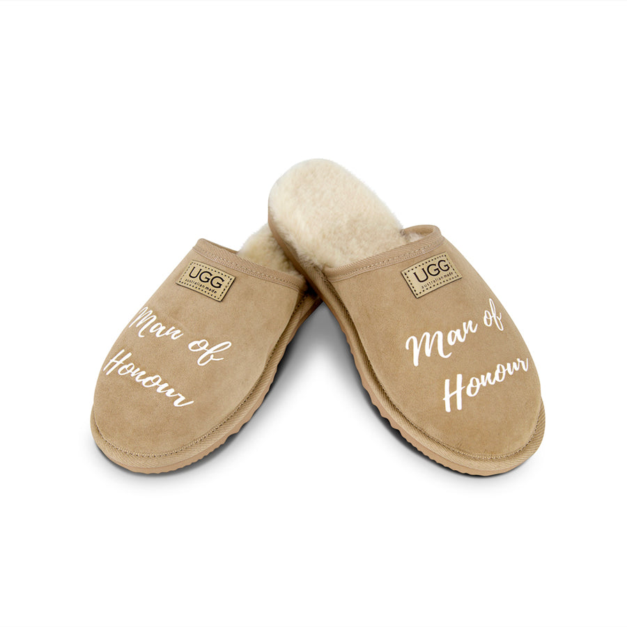Groom & Groomsmen Slippers