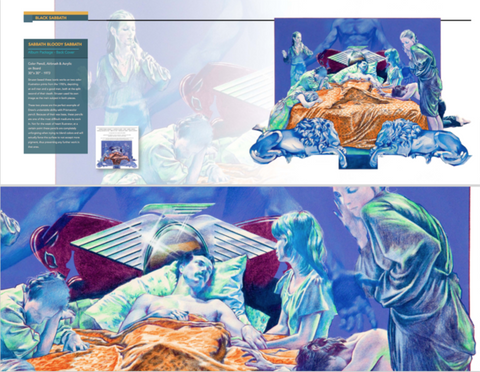 Drew Struzan Book Spreads