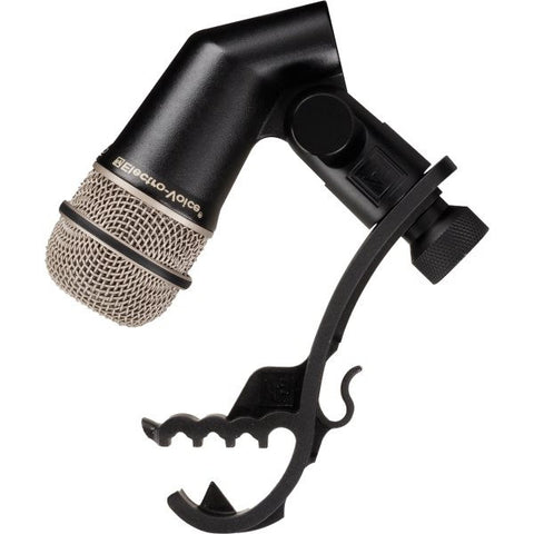 Electro Voice PL35, Tom/snare microphone, Dynamic, Supercardioid, Integrated swivel and clamp