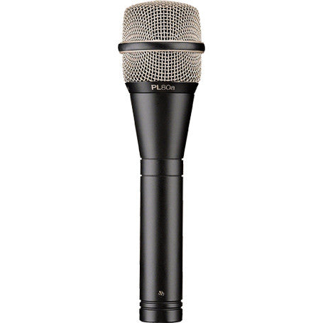 Electro Voice PL80a, Vocal microphone, Dynamic, Supercardioid, Ultra low noise