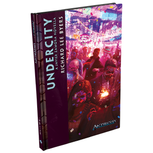 Undercity, an Android: Shadow of the Beanstalk Novella