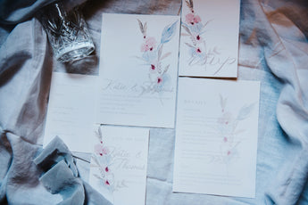 The Complete Wedding Stationery Package