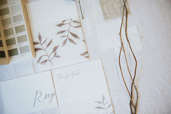 The Premium Wedding Stationery Package