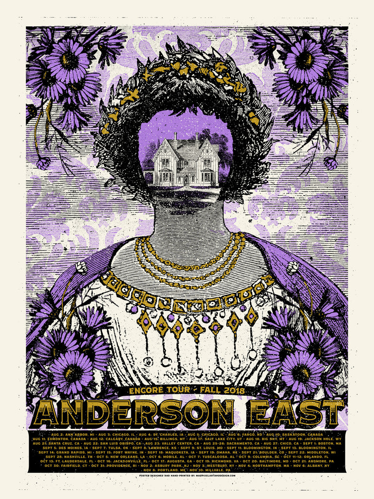 Anderson East Fall Tour 2018