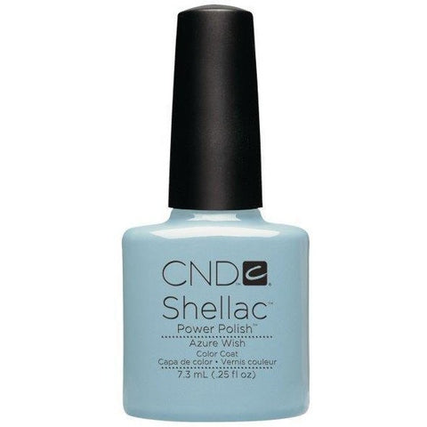 CND - 102 Azure Wish (Shellac)