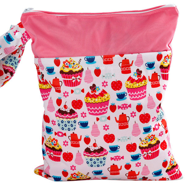 Large Waterproof Wet Bag - Adventure Baby Gear