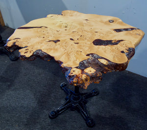Bird's Eye Huon Table - Distinctive Furniture Tasmania