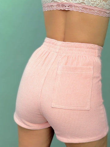 Powder Pink Women's Short