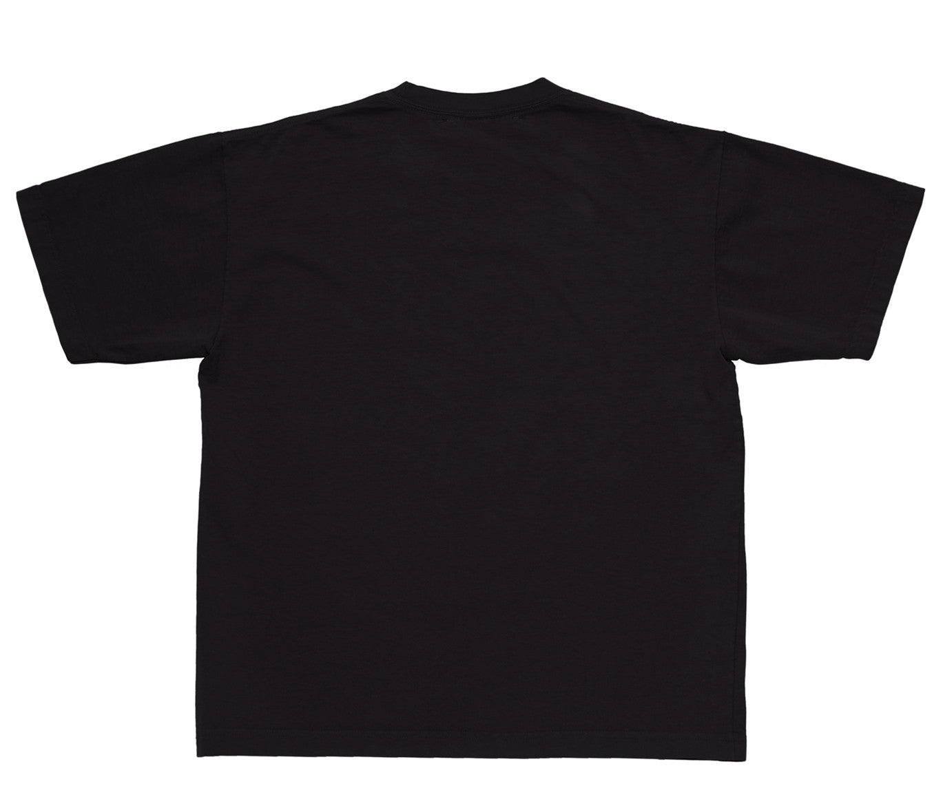 Basic Foo And Foo Tee Black