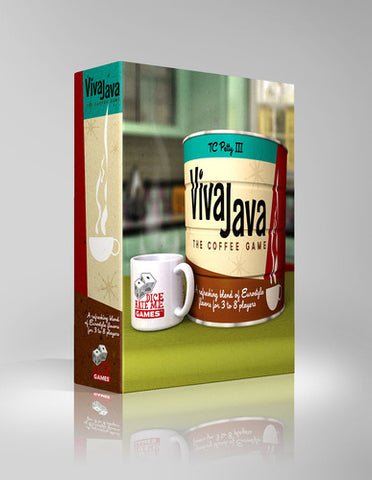 VivaJava: The Coffee Game - Game Detective