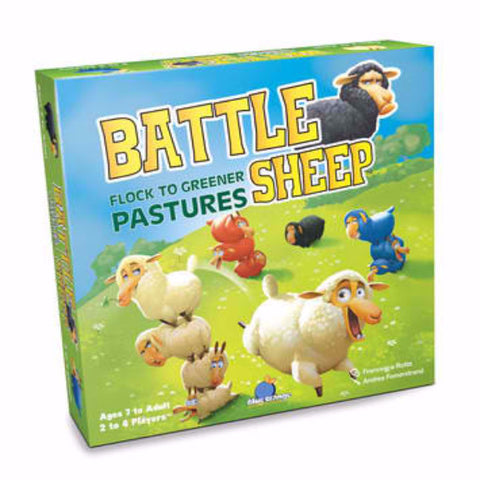 Battle Sheep: Flock to Greener Pastures - Game Detective