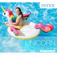 Unicorn Float- Ride On (for Adults) - NOTH!NG