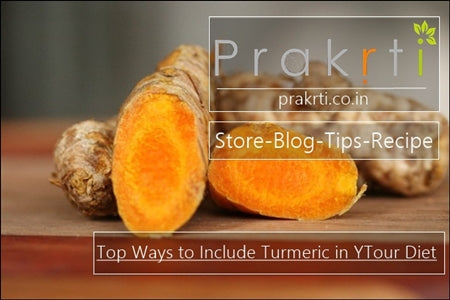 Top Ways to Include Turmeric in Your Diet