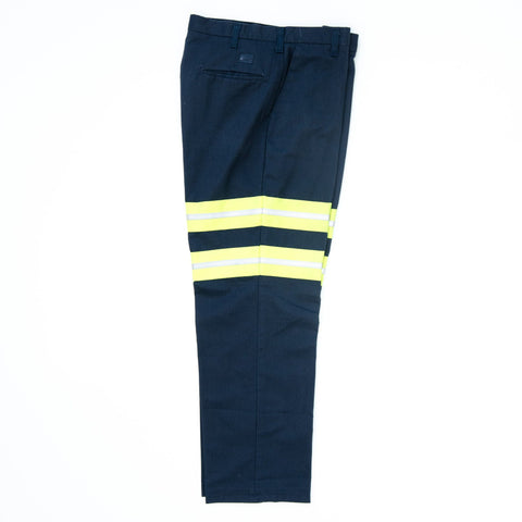 Used Brand Name Work Dungaree - Navy Blue