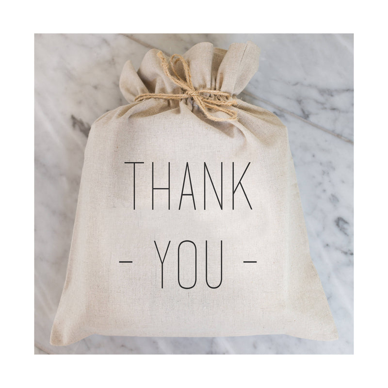 Thank You Gift Bag // Gift Wrap // Packaging Bag // Present // Party Favor // Wedding Favor // Gift Bag // Hostess Gift