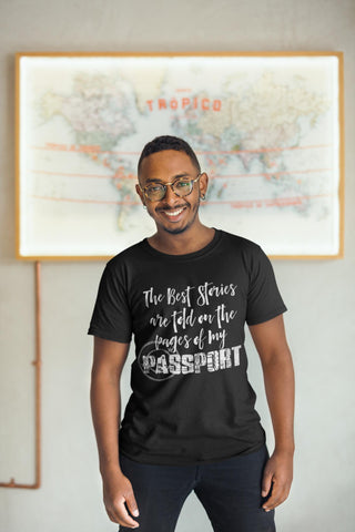 Passport Stories Tee