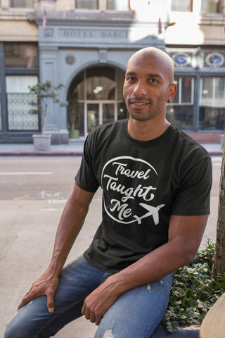 Travel Taught Me Tee