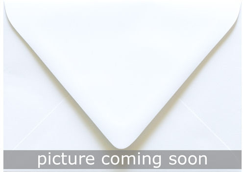 A-7 Classic Ivory Solid Euro Flap Envelopes 5 1/4
