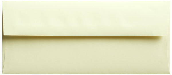 #10 Classic Ivory Solid Envelopes (4 1/8