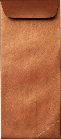 "#10 Policy Copper Metallic Envelopes (4 1/8"" x 9 1/2"")"