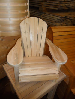 Cedar Children Chairs